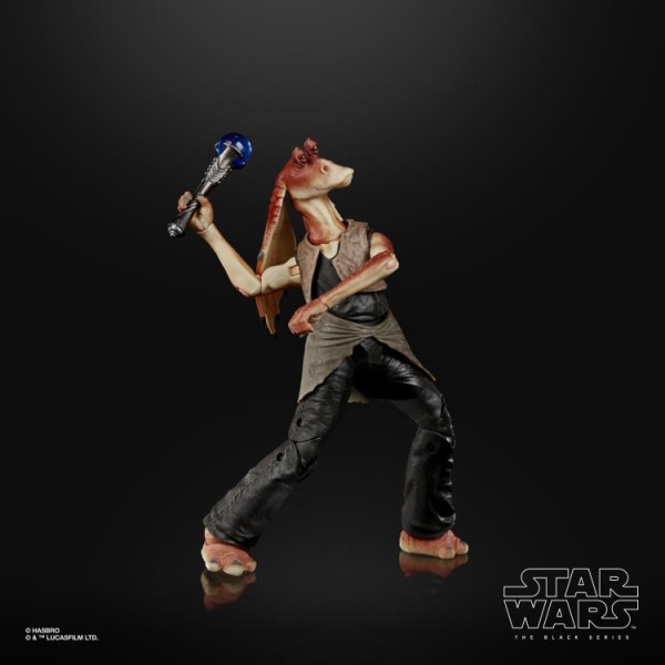 Star Wars Black Series Deluxe Actionfigur 15 cm Jar Jar Binks