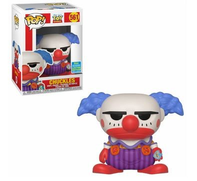 Toy Story Funko Pop! Vinylfigur Chuckles 561 (SDCC 2019)