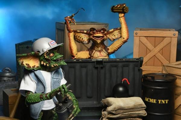 Gremlins 2 Ultimate Actionfiguren Demolition Gremlins (2-Pack)