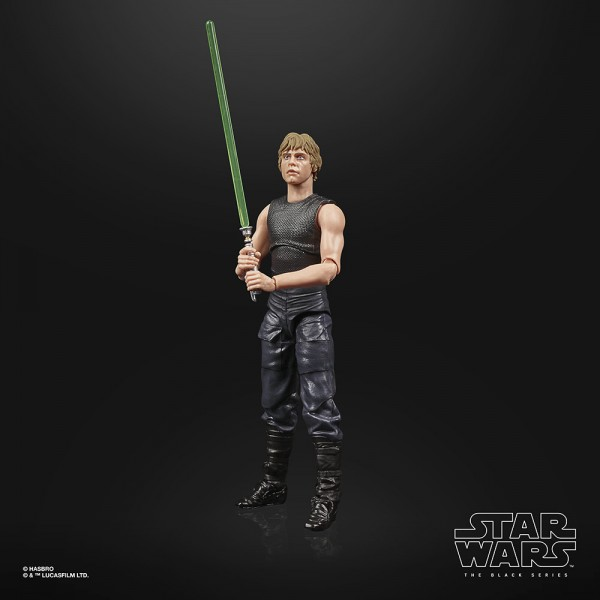 Star Wars Black Series 50th Anniversary Lucas Film Actionfigur 15 cm Luke Skywalker & Ysalamir