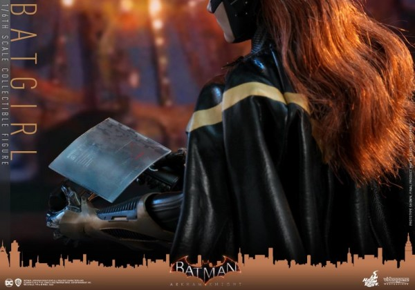 Batman Arkham Knight Videogame Masterpiece Actionfigur 1/6 Batgirl