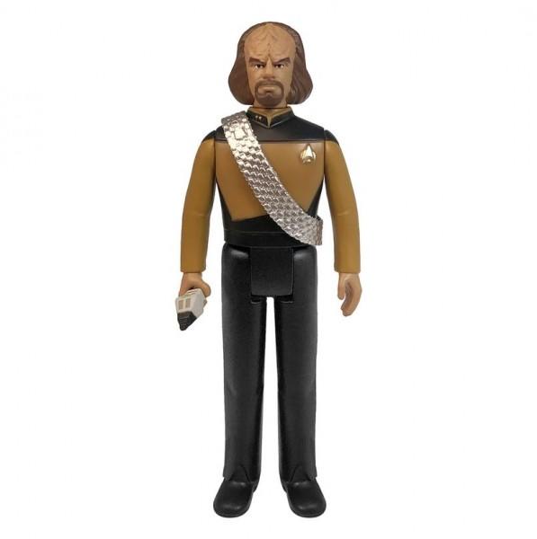 Star Trek Next Generation ReAction Actionfigur Worf