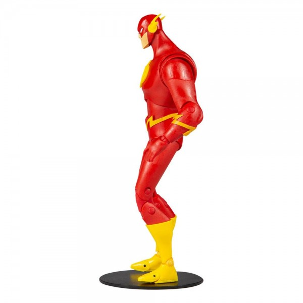 DC Multiverse Actionfigur The Flash (Superman: The Animated Series)