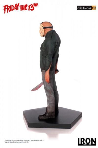 Freitag der 13. Art Scale Statue 1/10 Jason Voorhees