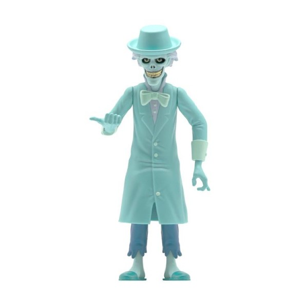 Haunted Mansion ReAction Actionfigur Skeleton Ghost Ezra