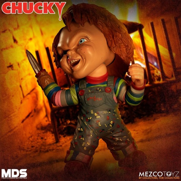 Chucky die Mörperpuppe 3 MDS Series Puppe Deluxe Chucky