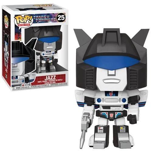Transformers Funko Pop! Vinylfigur Jazz 25