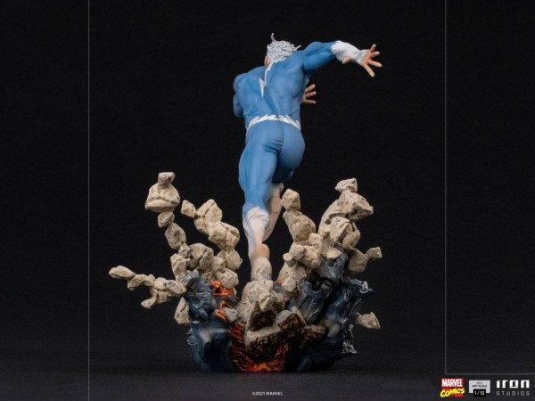 Marvel Comics BDS Art Scale Statue 1/10 Quicksilver