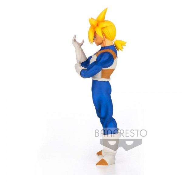 Dragonball Z Solid Edge Works Statue Super Saiyan Trunks