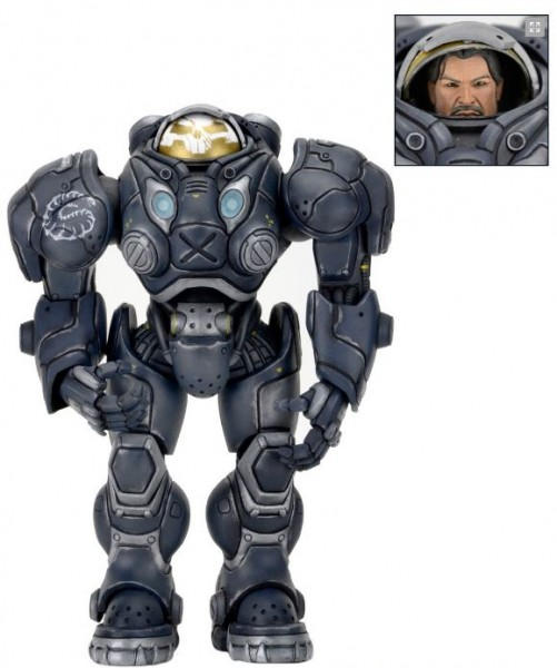 Heroes of the Storm Actionfigur Raynor