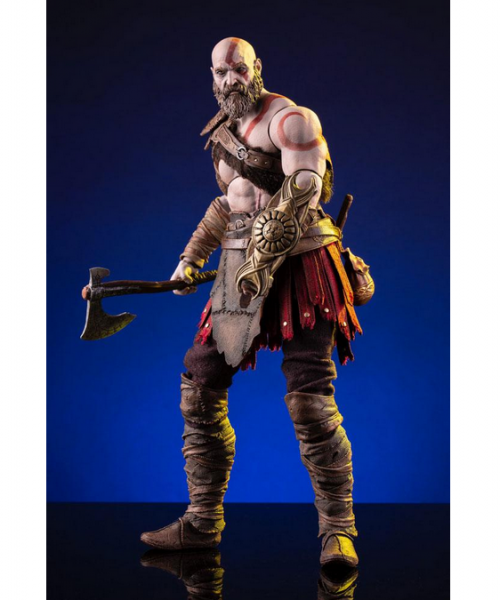 God of War (2018) Actionfigur 1/6 Kratos