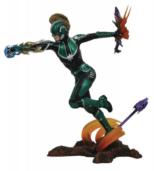 Captain Marvel Movie Gallery Statue Captain Marvel (Starforce)