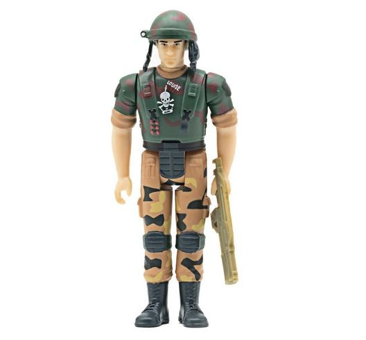 Aliens ReAction Actionfigur Hudson