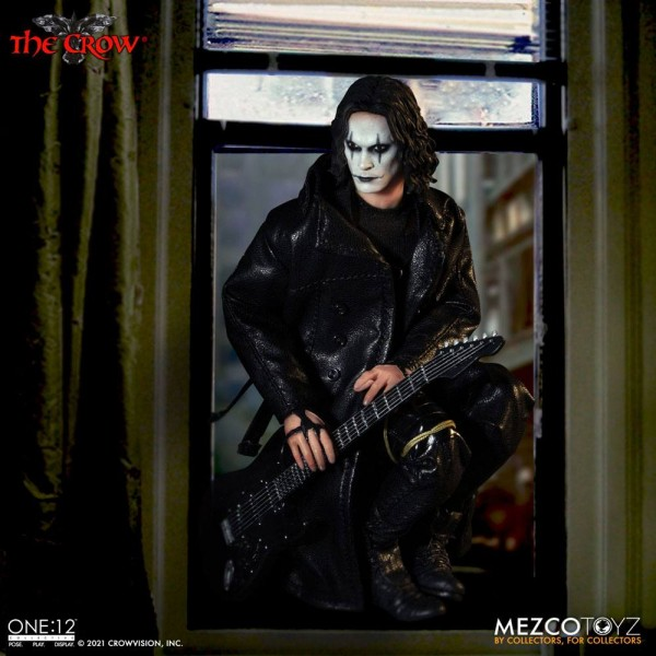 The Crow ´The One:12 Collective´ Actionfigur 1/12 Eric Draven