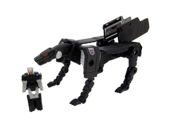 Transformers Legends LG-37 Jaguar & Bullhorn