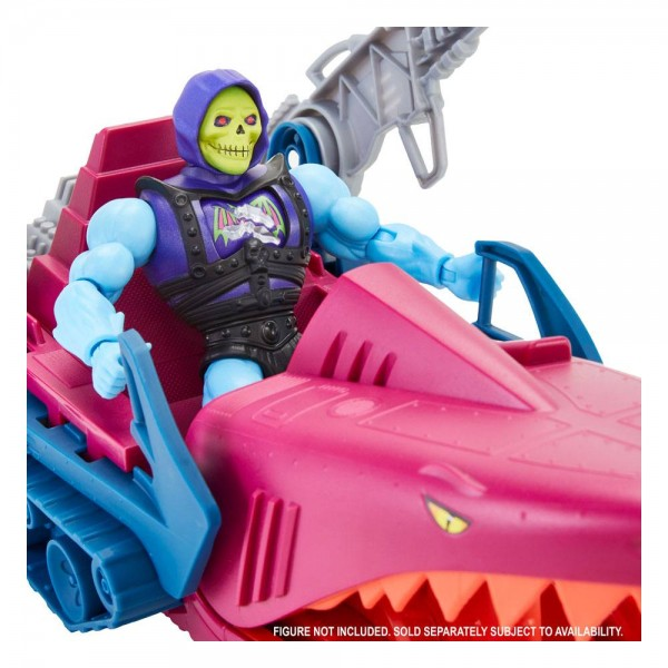 Masters of the Universe Origins 2021 Actionfigur Land Shark