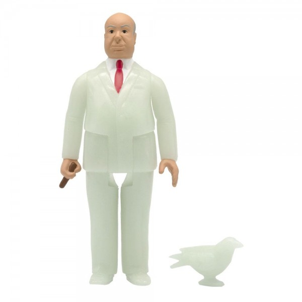 Hitchcock ReAction Actionfigur Monster Glow