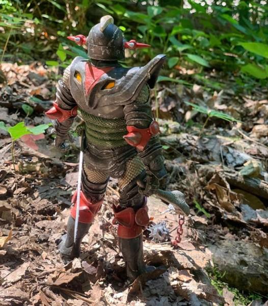 Dungeons & Dragons Ultimate Actionfigur Grimsword