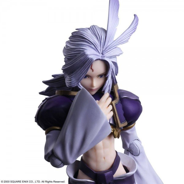 Final Fantasy IX Bring Arts Actionfiguren Kuja & Amarant Cora (2-Pack)