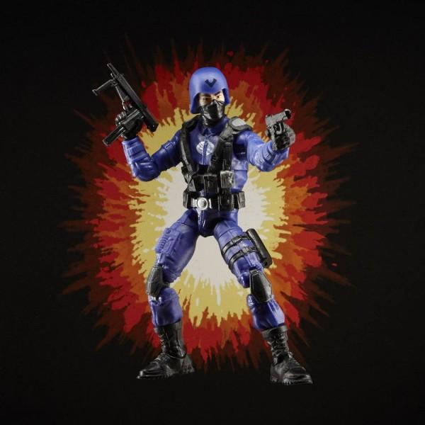 G.I. Joe Retro Collection Actionfigur Cobra Officer