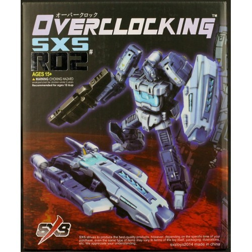 SXS Toys SXS-R02 SXS-R02 Overclocking