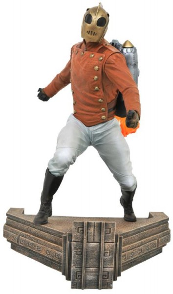 The Rocketeer Premier Collection Statue