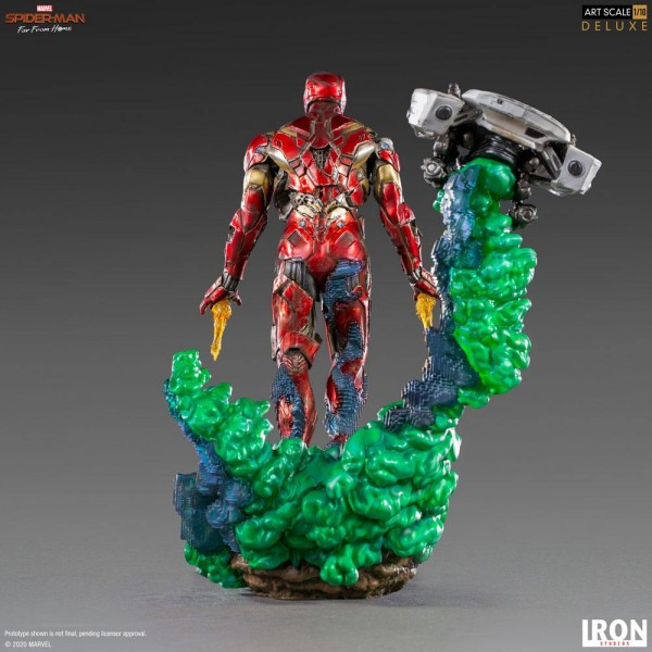 Spider-Man: Far From Home BDS Art Scale Statue 1/10 Iron Man Illusion (Deluxe)