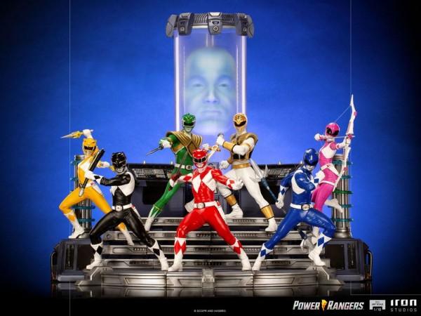Power Rangers BDS Art Scale Statue 1/10 Zordon