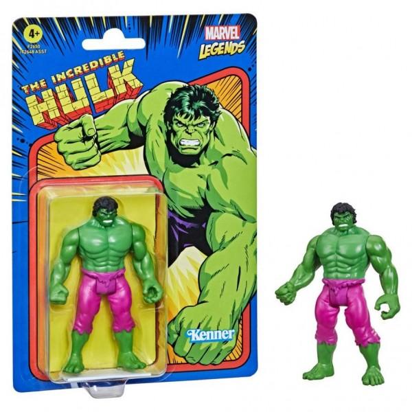 Marvel Legends Retro Actionfigur 10 cm Hulk