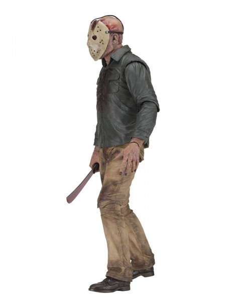 Freitag der 13. - Part 4 Actionfigur 1/4 Jason