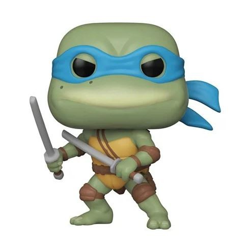 Teenage Mutant Ninja Turtles 1990 Movie Funko Pop! Vinylfigur Leonardo