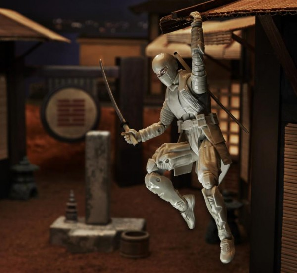 G.I. Joe Classified Series Actionfigur 15 cm Storm Shadow (Movie)