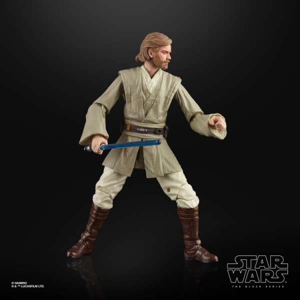 Star Wars Black Series Actionfigur 15 cm Obi-Wan Kenobi (Ep 2)