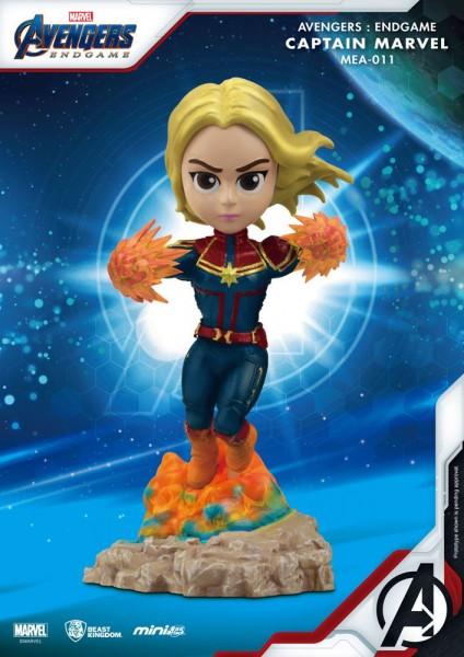 Avengers Endgame 'Egg Attack Action Mini' Figur Captain Marvel