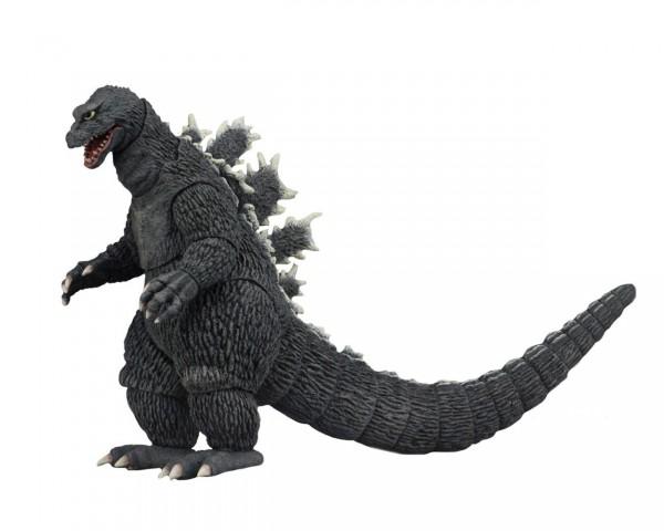 Die Rückkehr des King Kong Head to Tail 30 cm Actionfigur 1962 Godzilla