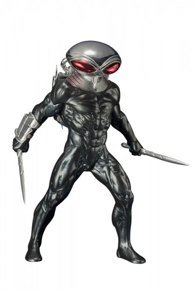DC ARTFX+ Statue 1/10 Black Manta