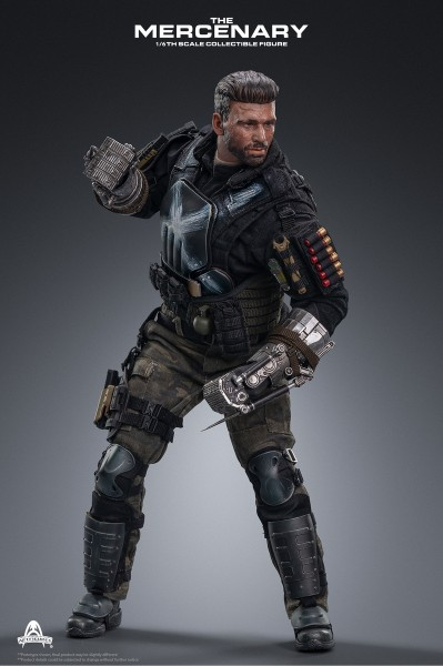 Art Figures 1/6 Actionfigur The Mercenary