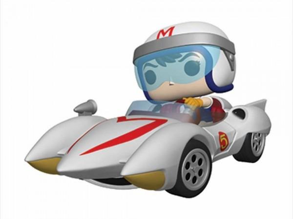 Speed Racer Funko Pop! Rides Vinylfigur Speed & Mach 5
