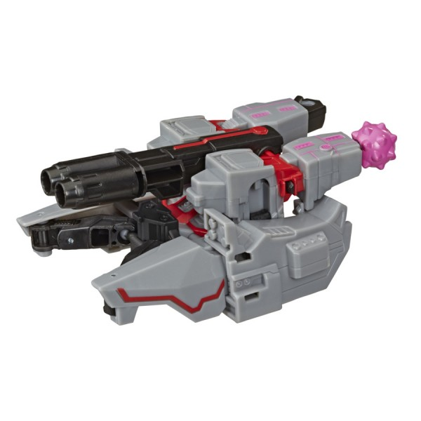 Transformers Cyberverse Deluxe Megatron