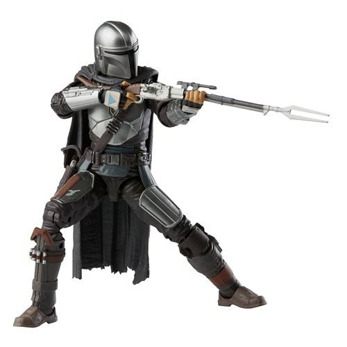 Star Wars Black Series Actionfigur 15 cm The Mandalorian (Beskar)