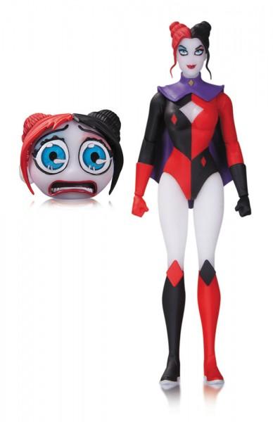 DC Designer Series Actionfigur Harley Quinn Superhero by Amanda Conner