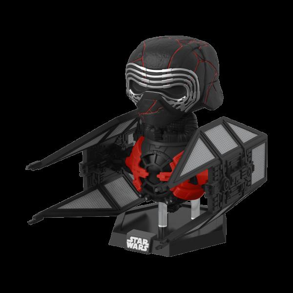 Star Wars Rise of Skywalker Funko Pop! Rides Vinylfigur Kylo Ren in TIE Whisper
