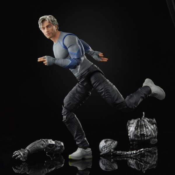 Avengers Age of Ultron Marvel Legends Actionfigur Quicksilver (Infinity Saga)