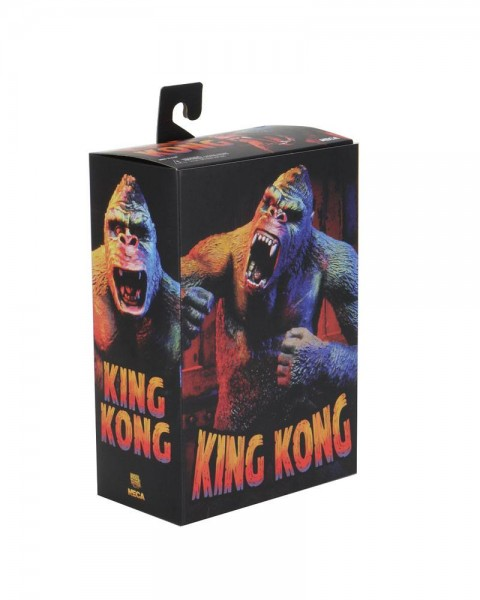 King Kong Ultimate Actionfigur King Kong (illustrated)