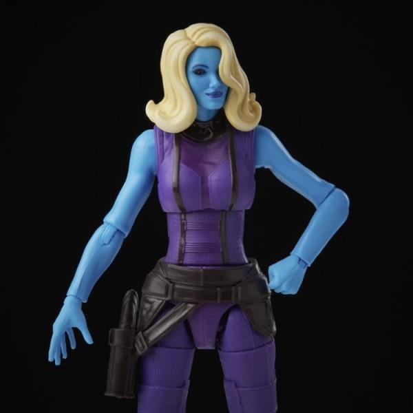 What If...? Marvel Legends Actionfigur Heist Nebula