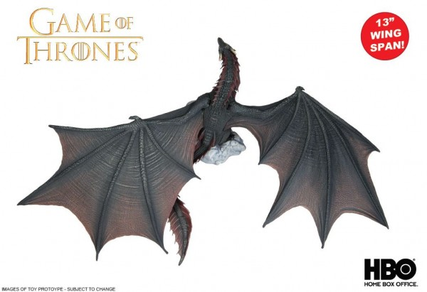 Game of Thrones Actionfigur Drogon
