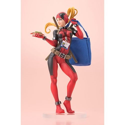 Marvel Bishoujo Statue 1/7 Lady Deadpool Variant (SDCC 2016 Exclusive)