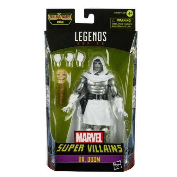 Super Villains Marvel Legends Actionfigur Dr. Doom
