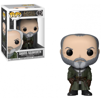 Game of Thrones Funko Pop! Vinylfigur Davos Seaworth 62