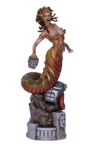 Fantasy Figure Gallery Greek Mythology Collection Statue 1/6 Medusa